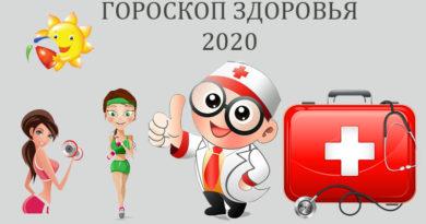 Гороскоп здоровья на 2020 год для всех знаков Зодиака