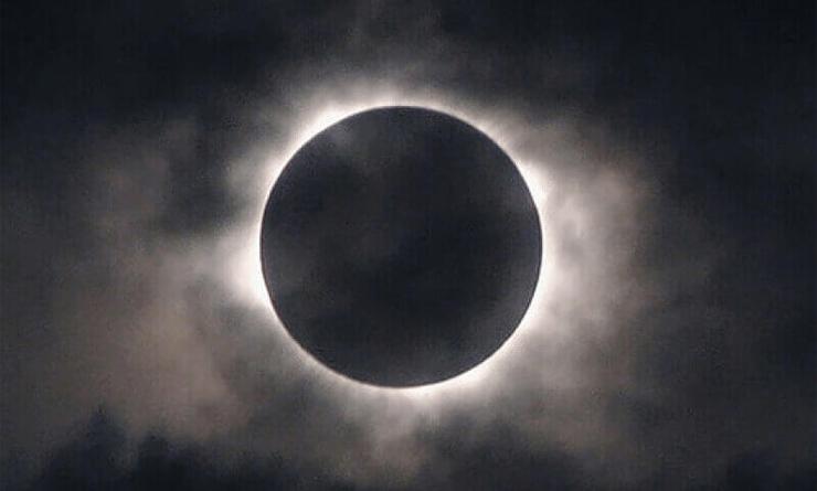 Коридор затмений июня-июля 2020 года
