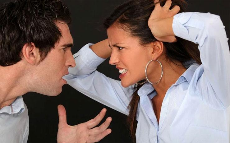 Как выяснять отношения?