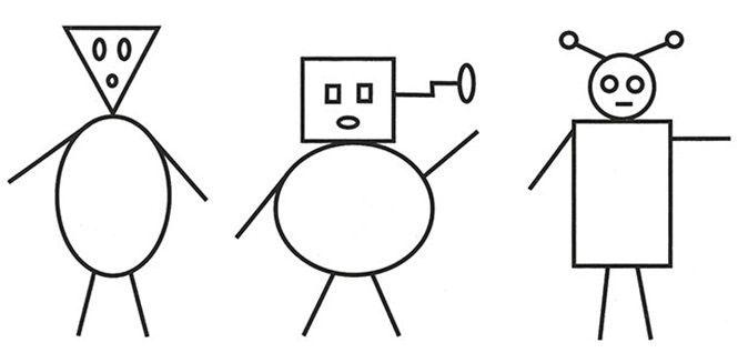 Рисунки подсознания